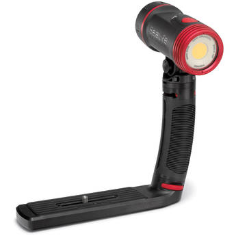 SeaLife Sea Dragon 2500 Photo and Video LED Dive Light with Tray and Grip