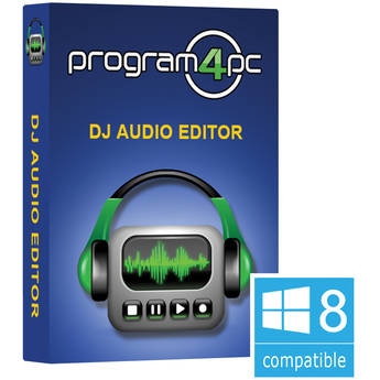 Program4Pc DJ Audio Editor