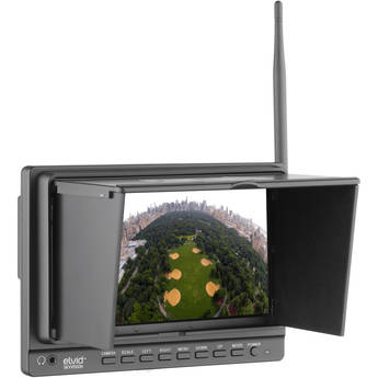 """Elvid SkyVision WCM-758G 7"""" Wireless LCD Monitor"""