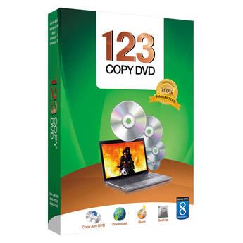 Bling Software 123 Copy DVD Basic 2013 (Download)