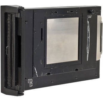 NPC Polaroid Film Back for Hasselblad Cameras (NOT for EL Series Cameras) - MF1, for Polaroid 3x4 Pack Films