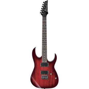Ibanez RG421 Electric Guitar (Blackberry Sunburst)