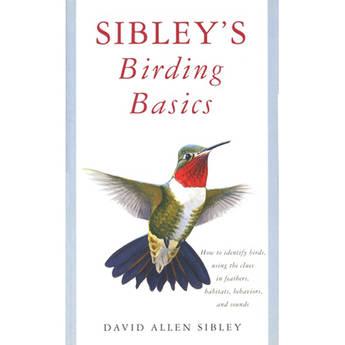 Sibley Guides Book: Birding Basics (First Edition)