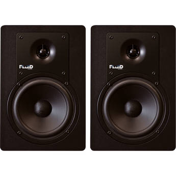 "Fluid Audio Classic Series C5 5"" Studio Monitor (Pair, Black)"