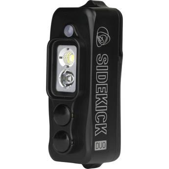 Light & Motion Sidekick Duo LED Light for GoPro (Black)