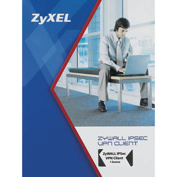 ZyXEL ZYWALLVPN VPN Client Software (Single Pack)