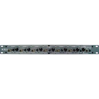 Rolls RA62C 6-Channel Headphone Amplifier