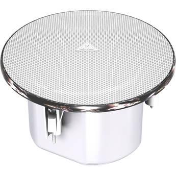 "Behringer ST2400NANO Compact Ceiling Loudspeaker Assembly (4"", 10W)"