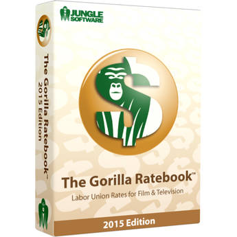 Jungle Software The Gorilla Ratebook (2015 Edition, Download)