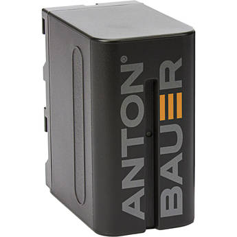 Anton Bauer NP-F976 7.2V, 6600mAh L-Series Li-Ion Battery (47Wh)