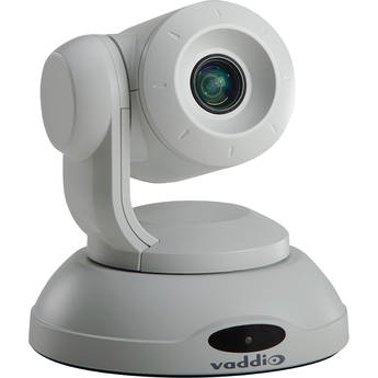 Vaddio ClearSHOT 10 USB 3.0 PTZ Conferencing Camera (White)