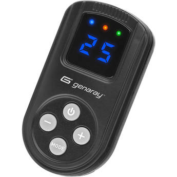 Genaray Wireless Remote for MonoBright, Escort, and Moon Series LED Lights