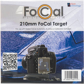 Reikan FoCal FoCal Large Hard Target (210mm)