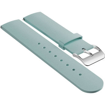 ASUS All-Purpose Rubber Strap for 37mm ZenWatch 2 (Light Blue)