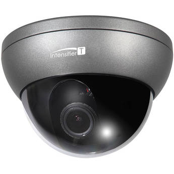 Speco Technologies HT7246T 2MP Outdoor HD-TVI Dome Camera with 4.3x Zoom & Heater