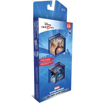 Disney Toy Box Game Discs Infinity 2.0 (Marvel Series)