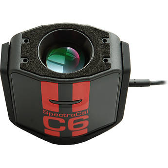 SpectraCal C6-HDR High-Dynamic-Range Colorimeter
