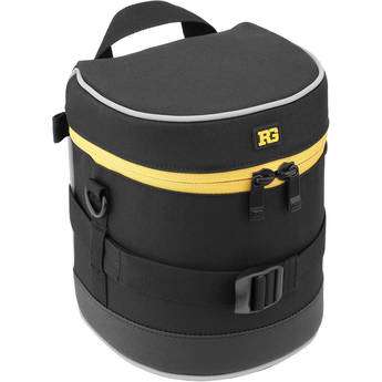 "Ruggard Lens Case 6 x 4.5"" (Black)"