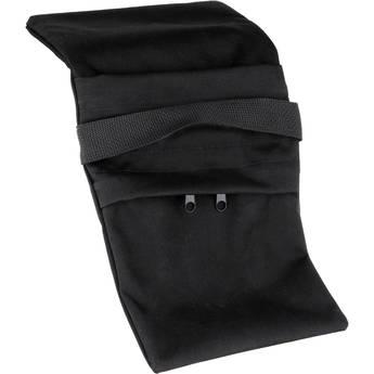 Impact Empty Saddle Sandbag - (5 lb Capacity, Black)