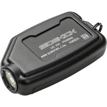 SureFire Sidekick Ultracompact Variable-Output LED Flashlight (Black)