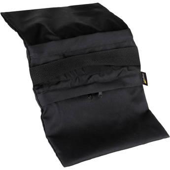 Impact Six Empty Saddle Sandbag Kit - 15 lb (Black)