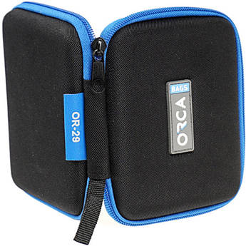 ORCA OR-29 Pouch for Capsules & Audio Accessories