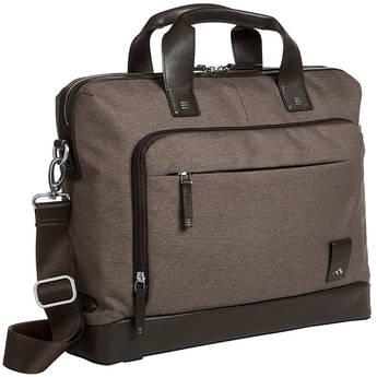 """Brenthaven Medina Slim Brief for 15.4"""" Laptop (Chestnut)"""