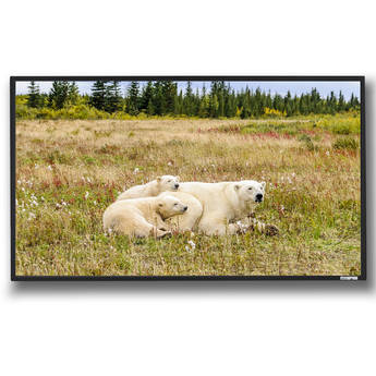 """GrandView Reference Series Edge 58.8 x 104.6"""" Fixed Frame Projection Screen"""