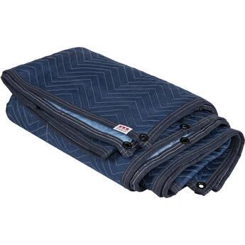 "Matthews Sound Blanket with Grommets (74 x 81"")"