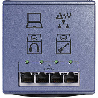 DiGiGrid S - Gigabit Ethernet Switch with PoE