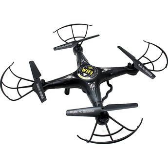 QUADRONE I-Sight Quadcopter (Black)