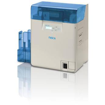 Nisca Printers Retransfer Dual-Sided Plastic Card Printer