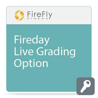 FireFly Cinema Live Grading Option (Download)