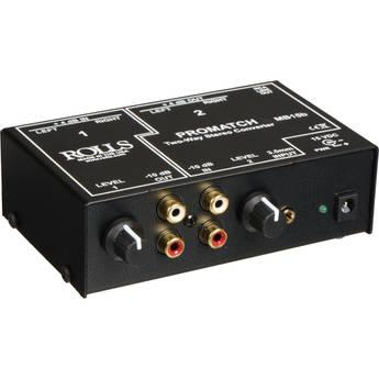 Rolls MB15b Promatch 2-Way Stereo Converter