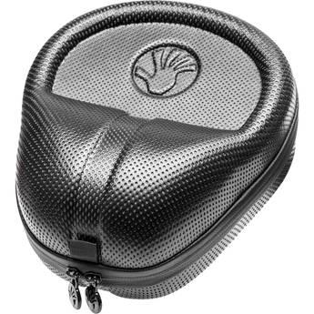 SLAPPA HardBody Pro Full-Sized Headphone Case (Dimpled Polyurethane, Black)