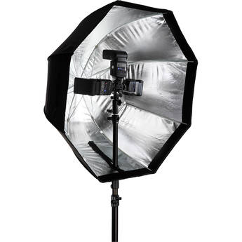 """Pictools Speedlite Lighting Kit with 31.5"""" Octabox and Stand"""