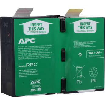 APC Replacement Battery Cartridge #124