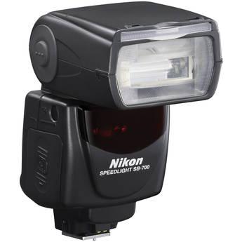 Nikon SB-700 AF Speedlight (Refurbished by Nikon USA)
