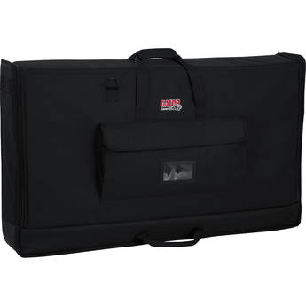 """Gator Large Padded Nylon Carry Tote Bag for LCD Screens Between 40-45"""""""