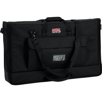 "Gator Medium Padded Nylon Carry Tote Bag for LCD Screens Between 27-32"""