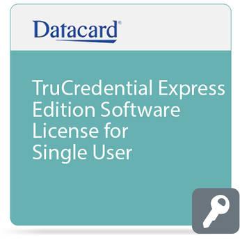 Entrust TruCredential Express Edition Software (1-User License)