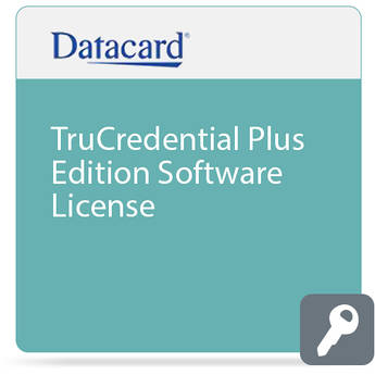 DATACARD TruCredential Plus Edition Software License