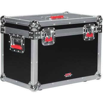Gator G-TOURMINIHEAD3 ATA Tour Case for Large 'Lunchbox' Amps (Black)