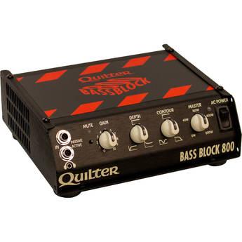 Quilter Bass Block 800W Amplifier Head