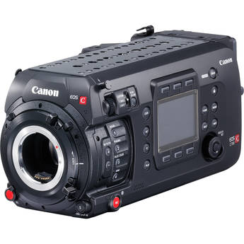 Canon EOS C700 Cinema Camera