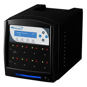 Vinpower Digital SDShark SD & MicroSD Duplicator (7-Target)