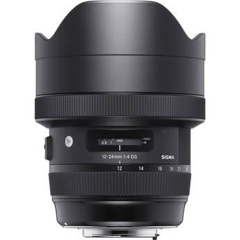 Sigma 12-24mm f/4 DG HSM Art Lens for Canon EF
