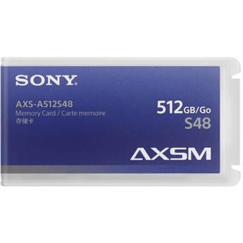 Sony 512GB AXS Memory A-Series Card