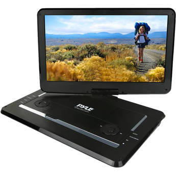 "Pyle Home 15.6"" Portable DVD Player"