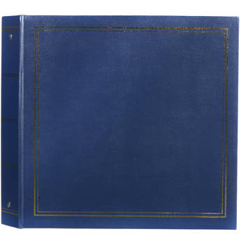 MBI Library Collection Photo Album (Blue)